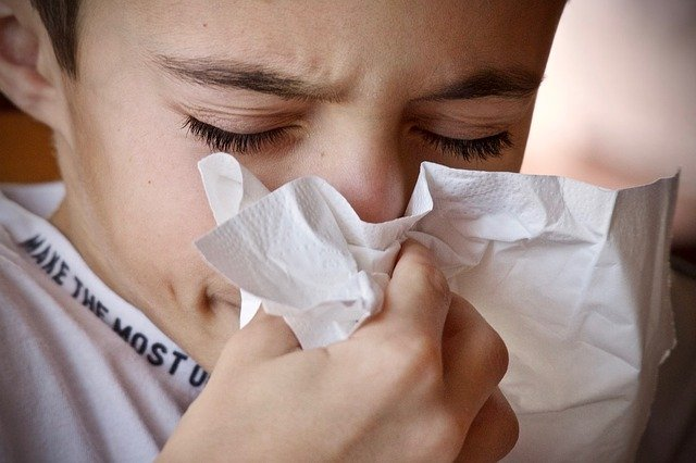 Przeziębienie, uciążliwy katar i kaszel